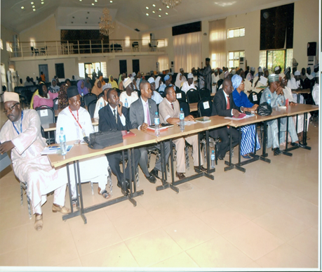 Participants at the event included Sole Administrators from 18 LGAs, State officials and Civil Society Organizations.