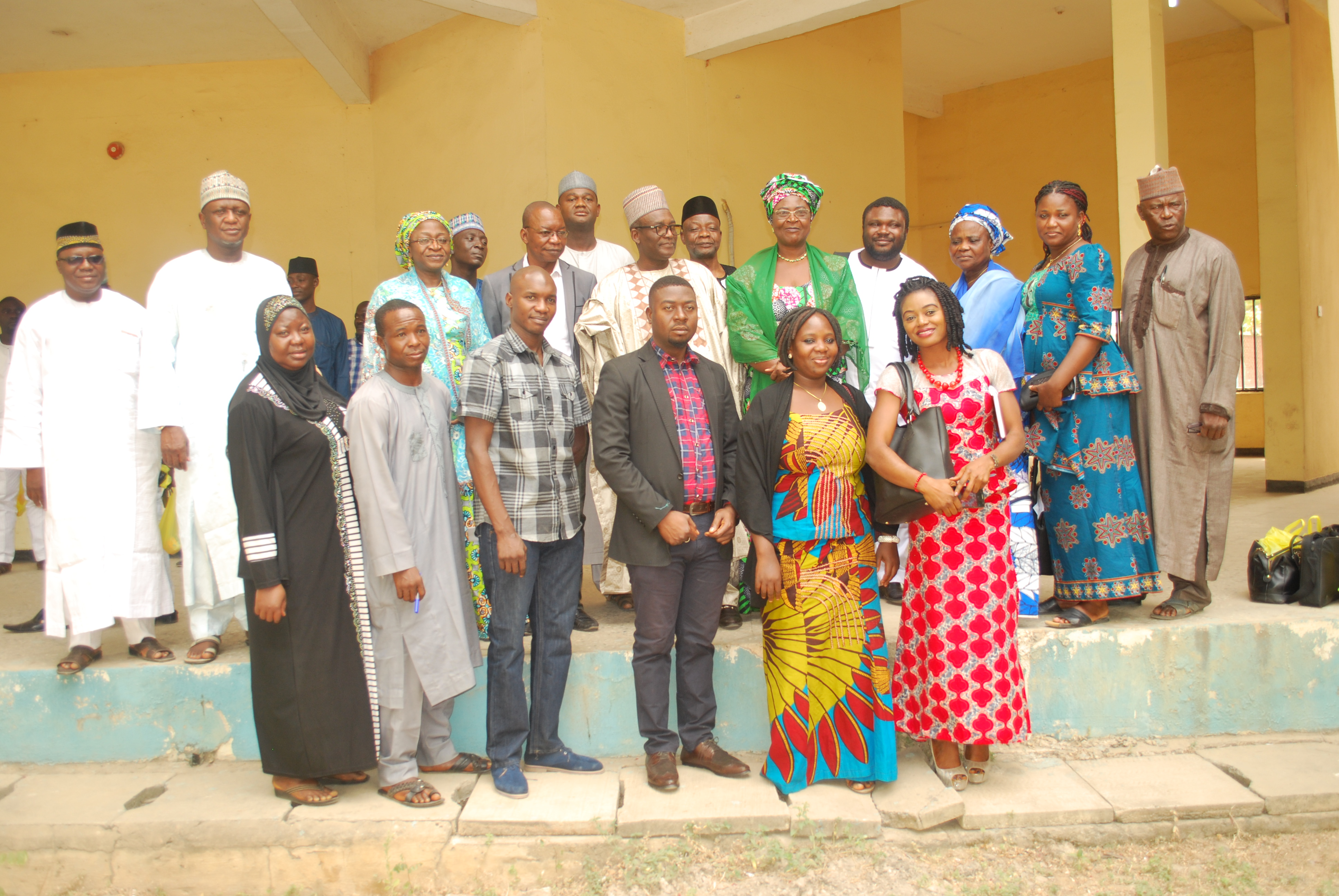CS-SUNN ENGAGES NIGER STATE HOUSE OF ASSEMBLY