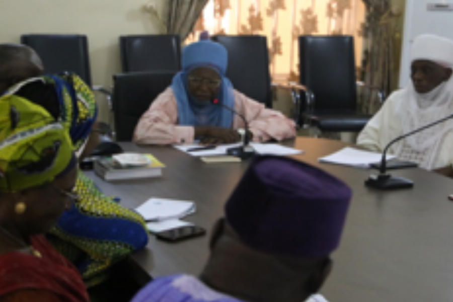 CS-SUNN CONDUCTS ADVOCACY VISIT IN COLLABORATION WITH MINISTRY OF BUDGET AND NATIONAL PLANNING (MBNP) IN KANO STATE