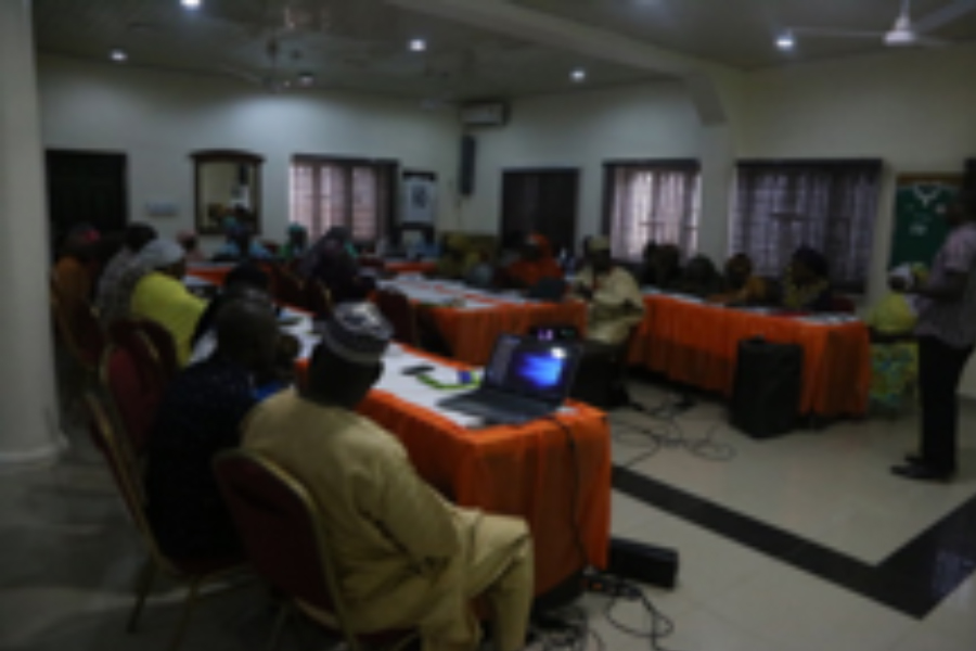 CS-SUNN SUPPORT KADUNA STATE COMMITTEE ON FOOD AND NUTRITION MEETING