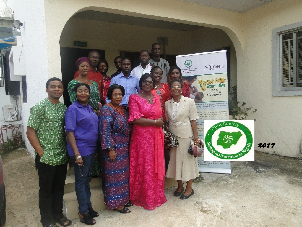 CS-SUNN'S sensitization meeting with CSOs on the Agricultural Sector Food Security and Nutrition Strategy, ASFSNS (2016-2025)