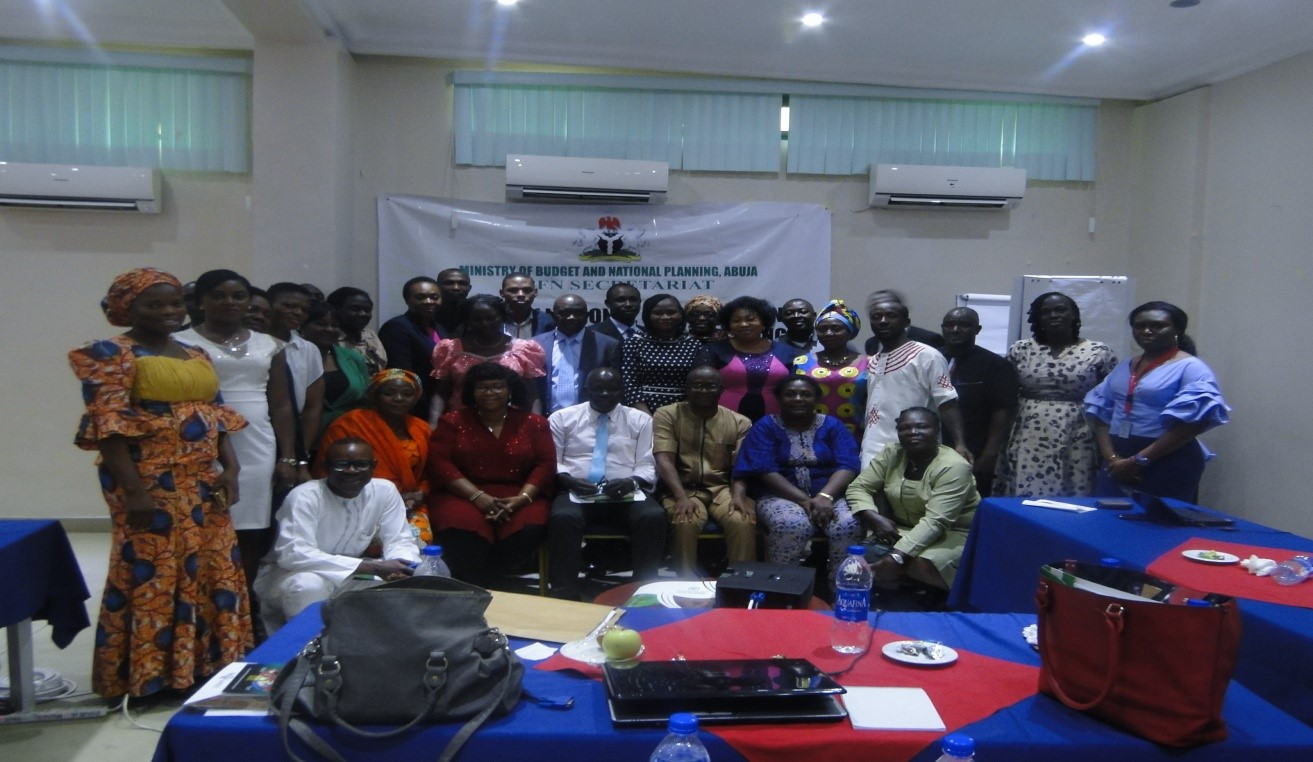 CS-SUNN/PACFaH SUPPORTS ONE DAY QUARTERLY MEETING OF THE NATIONAL COMMITTEE ON FOOD AND NUTRITION IN LAGOS STATE