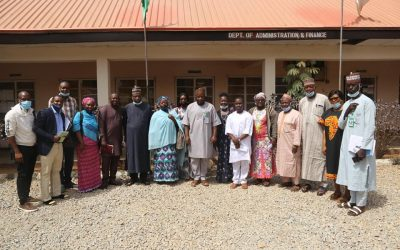 CS-SUNN ADVOCACY: MDAs IN KADUNA STATE PLEDGE TO FUND, SCALE-UP AND SUPPORT NUTRITION INTERVENTIONS
