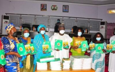 NASARAWA STATE MULTISECTORAL PLAN OF ACTION FOR NUTRITION FORMALLY LAUNCHED