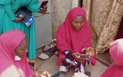 ANRiN Project: CS-SUNN and other Consortium members Train over 200 CHIPS on 7BPNS and ANRiN Mobile App for data collection in Gombe: